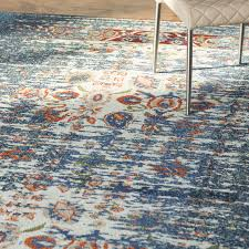 Area Rug 5x8 Area Rugs Awesome Orange And Blue Area Rug Excellent Orange And