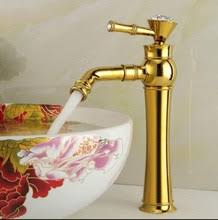 buy gold bathroom faucets and get free shipping on aliexpress com