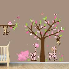 Wall Decor Stickers For Nursery Wall Decor Stickert For Kid S Bedroom Decoration Home Design