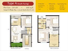 South Facing House Floor Plans Duplex House Plans South Facing Nice Home Zone