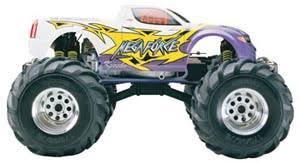 kyosho mega force rtr gas monster truck