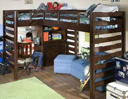 Diy Bunk Bed With Desk Under by Ball State Corner Loft Bed I Need This For The Boys Room And One