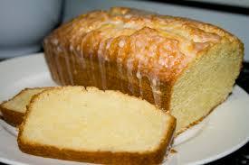 simple lemon pound cake u2013 bakerlady