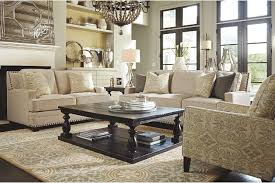 Ashley Furniture Living Room Tables Cloverfield Loveseat Ashley Furniture Homestore