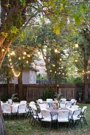 Backyard Party Lights by Backyard Party Ideas For Adults Backyard Party Lighting