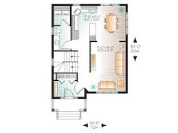 house plans small lot surprising design 5 small two narrow lot house plans home
