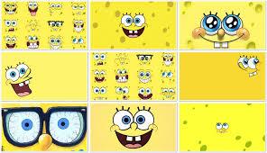 hd spongebob squarepants 4k background
