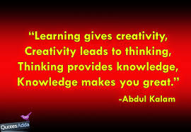 quote about personal knowledge dr a p j abdul kalam dr a p j abdul kalam u0027s quotes