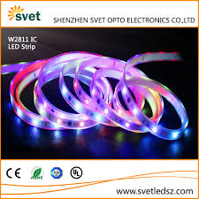 programmable individual pixels led strip light programmable