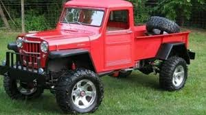 jeep willys for sale 1962 willys pickup for sale near cadillac michigan 49601