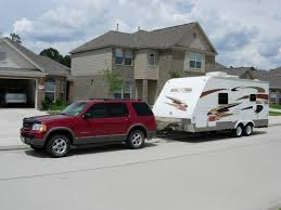 rv net open roads forum tow vehicles towing report 06 explorer