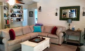 Home Makeover by Mobile Home Living Room Remodel The Finale My Mobile Home Makeover