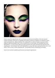 best makeup school los angeles top 5 makeup schools in los angeles fay