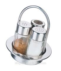 salt and pepper shaker with toothpick holder salt and pepper