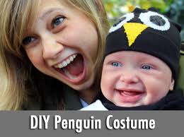 Penguin Costume Halloween Diy Penguin Costume Pictures