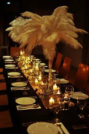 30th Birthday Dinner Ideas Kara U0027s Party Ideas Great Gatsby Themed Birthday Party Ideas