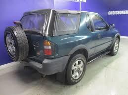 1991 isuzu amigo 1998 used isuzu amigo 2 door soft top convertible 4x4 5 speed hard