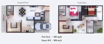 row house floor plan floor plans