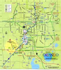 Cities In Florida Map by Orlando Florida City Map Orlando Florida U2022 Mappery