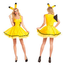 pikachu costume costumes for women plus size pikachu