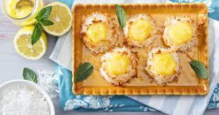 cuisine az dessert 15 recettes sucrées et gourmandes au lemon curd aumônières aux
