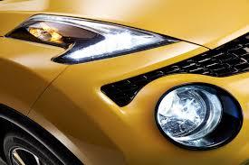 nissan headlights 2015 nissan juke bears 370z headlights and 1 2 liter turbo engine