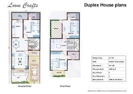 Duplex Home Design Plans 3d 28 20 By 50 Home Design Traditional Duplex House Plans Joy
