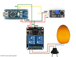 clap to turn off lights how to build a clap switch using arduino en code bude net