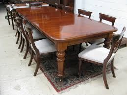 cedar dining room table victorian cedar extension table french antiques melbourne