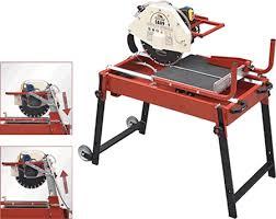 sliding table tile saw electric tile saws