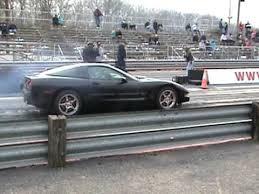 c5 corvette black black c5 corvette 12 0 at 118mph drag race