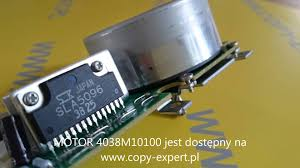prezentacja silnik motor konica minolta bizhub c20 c350 c352