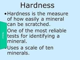 The Way A Mineral Reflects Light Minerals Chapter 2 In Review Book Chapter 4 In Textbook Ppt