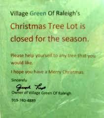 Christmas Tree Raleigh Shaffer Christmas Tree Sale Goes Bust Until Christmas Intervenes