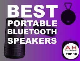 Best Speakers by Best Portable Bluetooth Speakers July 2017 Androidheadlines Com