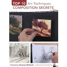 top 10 art techniques composition secrets alain j picard