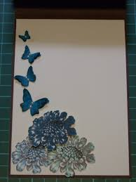 Farewell Invitation Cards Designs Field Flowers Paper Creations