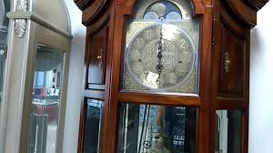 How To Transport A Grandfather Clock Howard Miller Grandfather Clock 6 Time Youtube