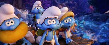 smurfs lost village movie review 2017 roger ebert
