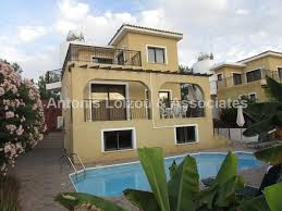 3 bed detached house with guest annex u2013 in cyprus properties