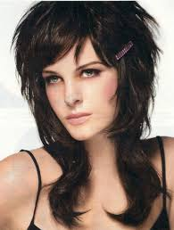 beautiful long shag haircuts ideas