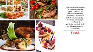 cuisine types types of food and beverage operations