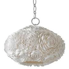 Seashell Light Fixtures Lighting Andrew Lighting Mosaic Oval Pendant I Layla