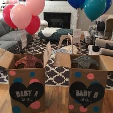 balloons in a box gender reveal the 25 best balloon box ideas on gender reveal box