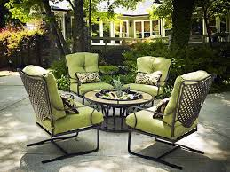 Round Back Patio Chair Cushions Outdoor Furniture Cushions And Pillow Stylish Outdoor Furniture