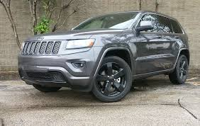 grand jeep altitude test drive 2015 jeep grand altitude the daily drive
