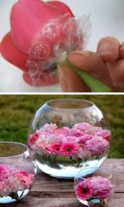 fish bowl centerpieces 27 surprisingly chic diy easter centerpieces you must see