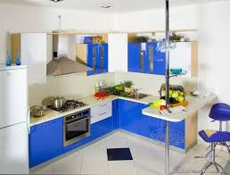 Modern Blue Kitchen Cabinets Pictures  Design Ideas - Blue kitchen cabinets