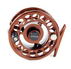 galvan light fly reel review trident fly fishing