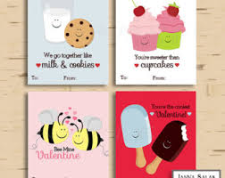 kids valentines cards kids card etsy